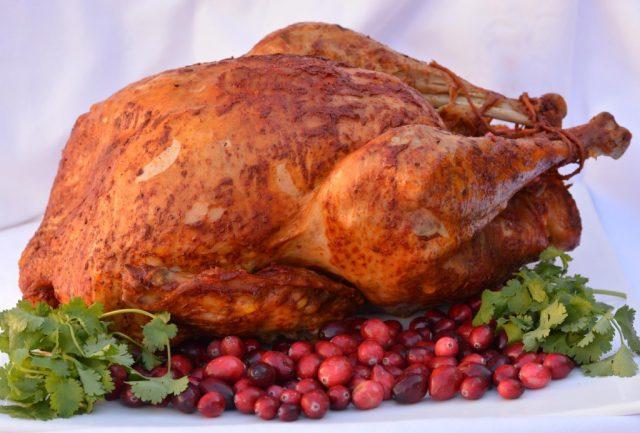 A Gluten Free Turkey Feast