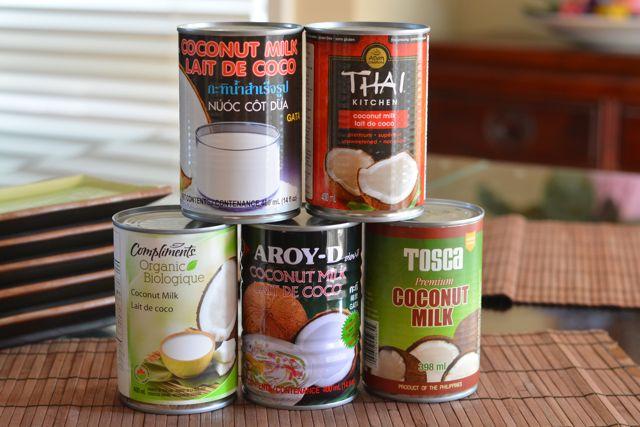 Gluten Free Coconut Milk