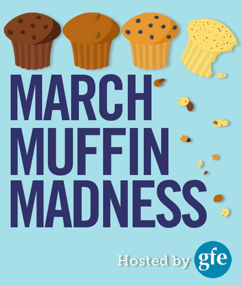 March Muffin Madness at Gluten Free Easily