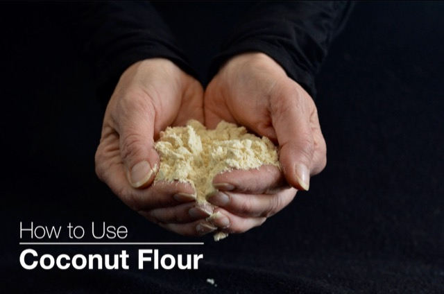 How To Use Coconut Flour