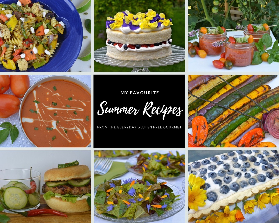 My Favourite Summer Recipes