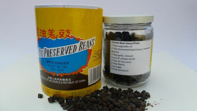 Fermented Chinese Black Beans