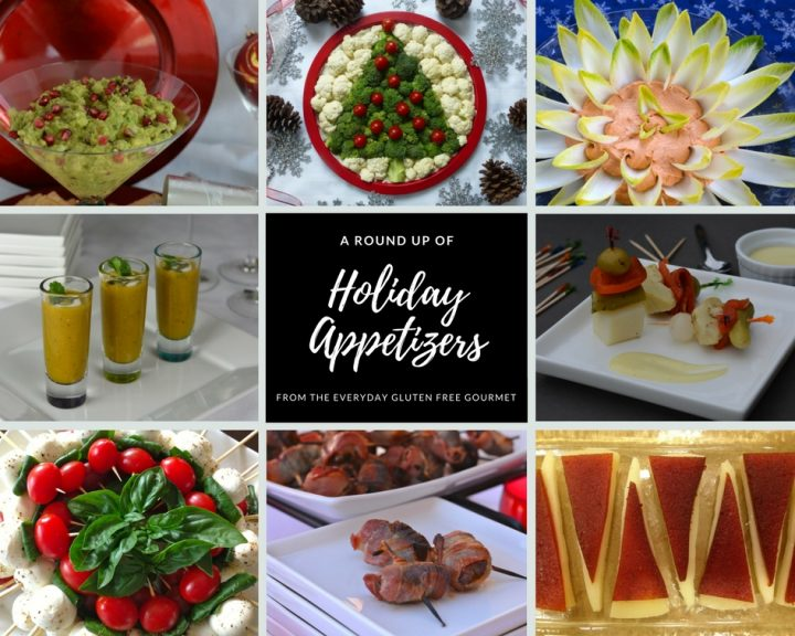 Holiday Appetizers, a Recipe Round Up of my annual favourites.