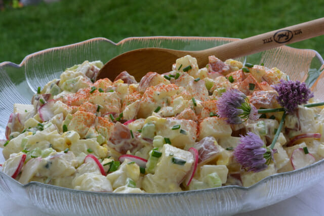 Canadian Potato Salad