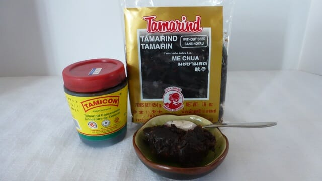 Tamarind Concentrate vs Tamarind Paste