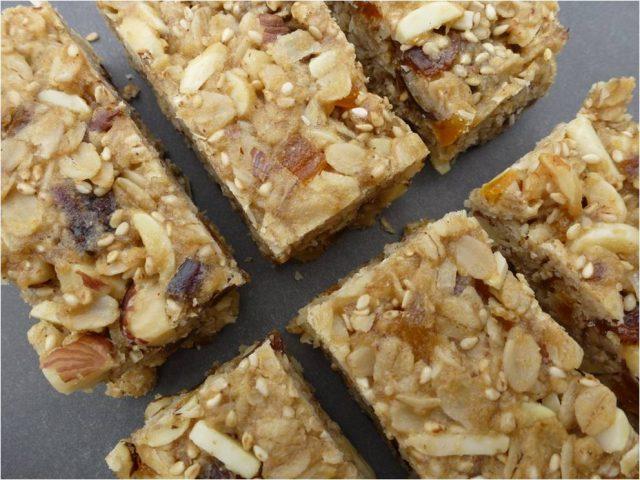 Gluten Free Granola Bars