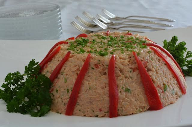 Holiday Tuna Rice Salad