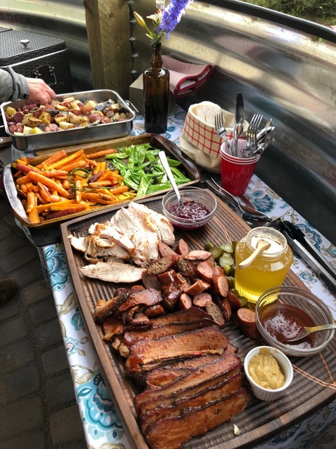 Our Farm To Table buffet