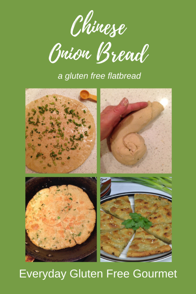 Chinese Onion Bread step by step