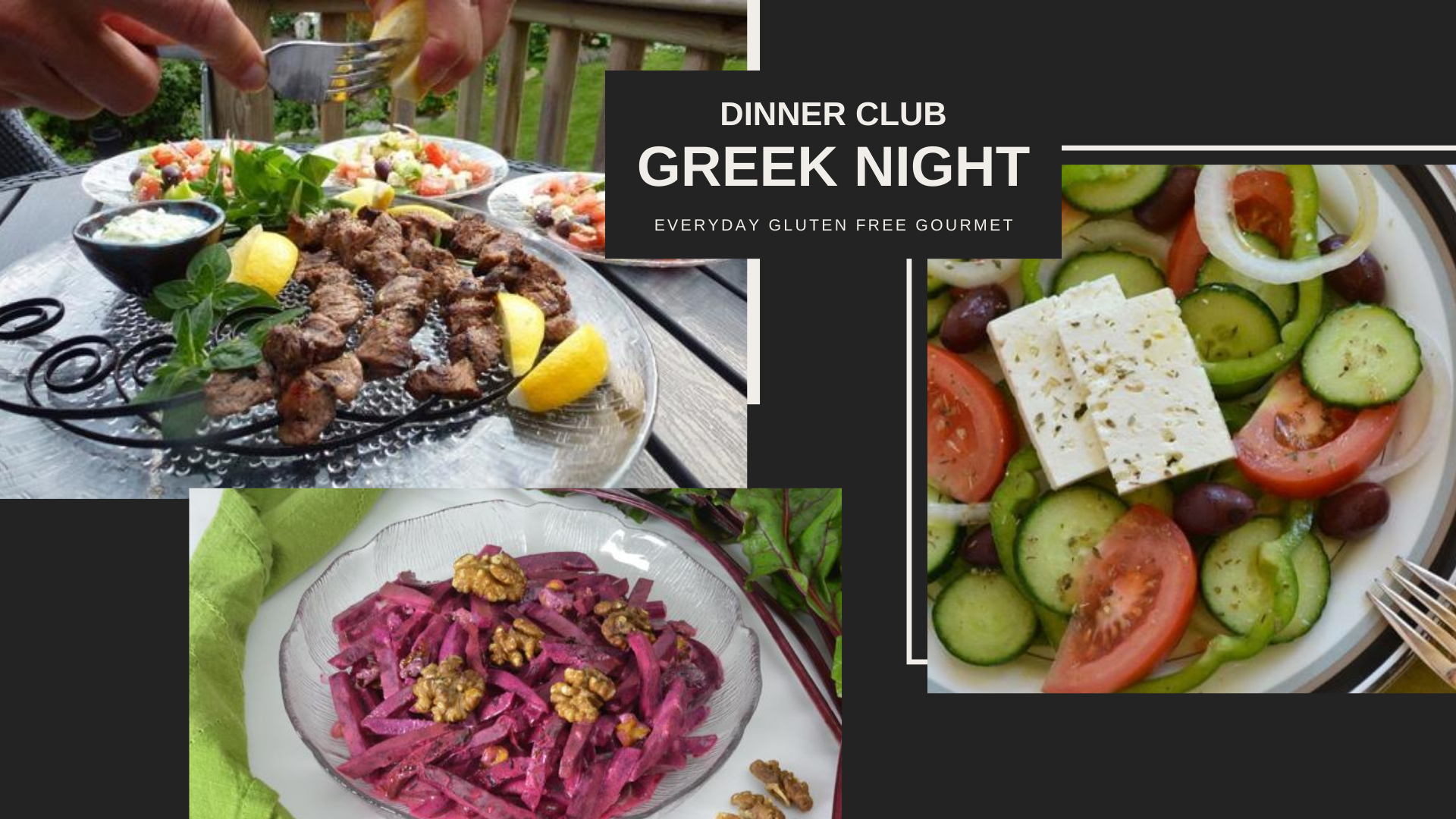 Dinner Club – Greek Night