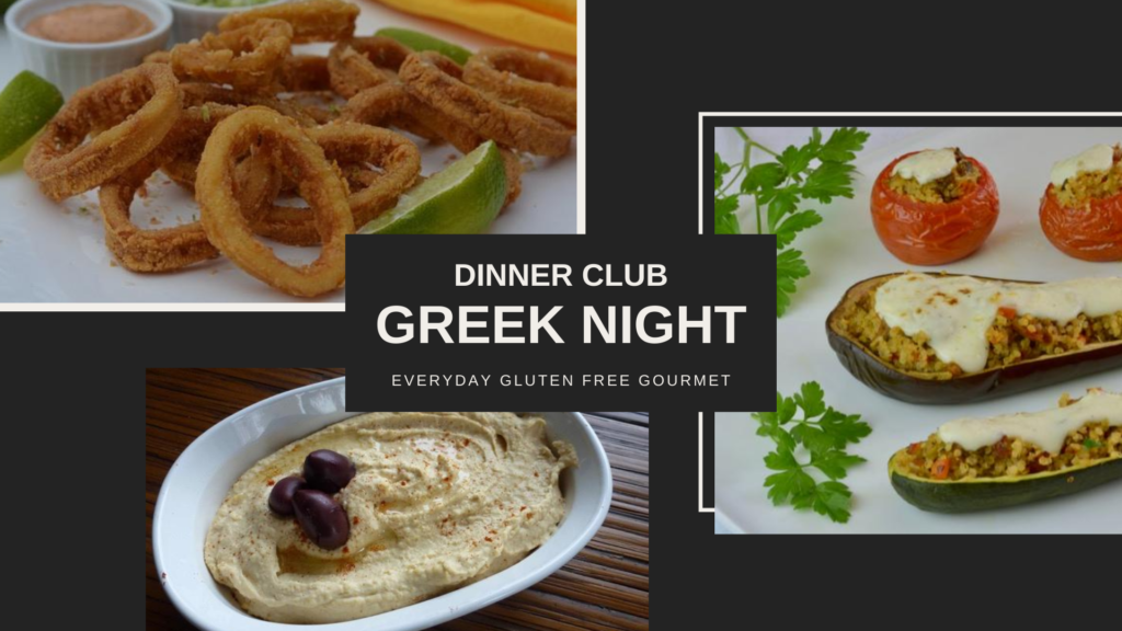 Dinner Club - Sides for Greek Night
