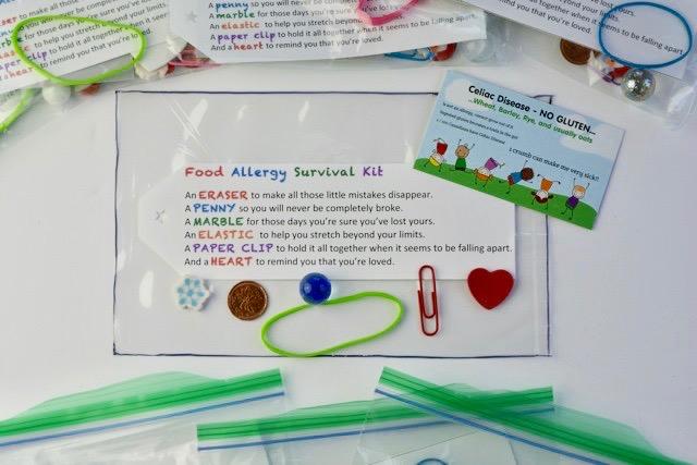 Food Allergy Club at School